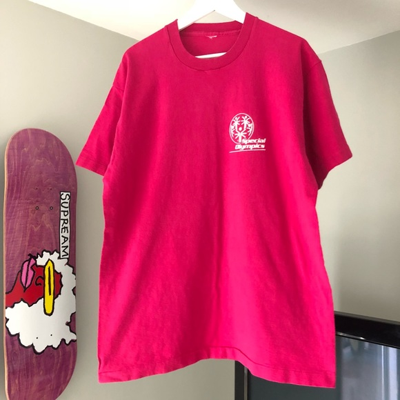 Other - Vintage Single Stitch Special Olympics T-Shirt